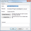 How to Compact the Data File When you Close Outlook