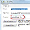 Repair a large Outlook Personal Folders File (over 2GB)